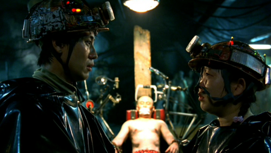 korean movie reviews for 2003 save the green planet review