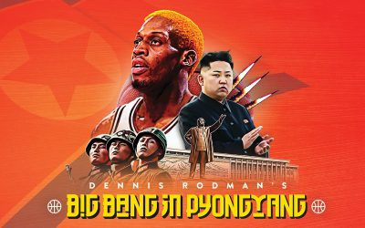 "Interview: Colin Offland, director of ""Dennis Rodman's Big Bang in Pyongyang"""