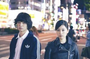 Toru and Saya.