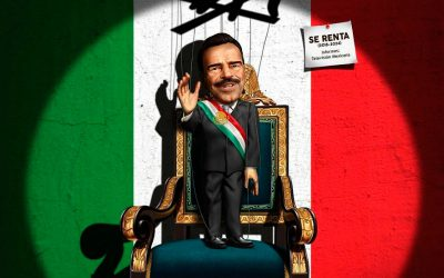 Review: The Perfect Dictatorship (Mexico, 2014)