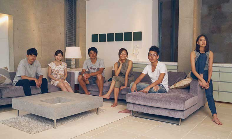 Terrace house netflix 39 s new japanese reality show for Terrace in house